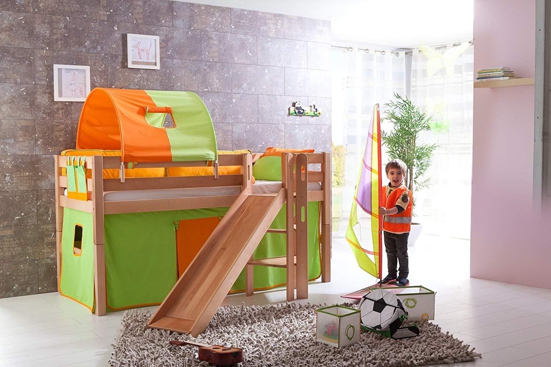Thuka Etagenbett Mit Rutsche : 👉 finde dein hochbett mit rutsche hilfe unserer tipps und