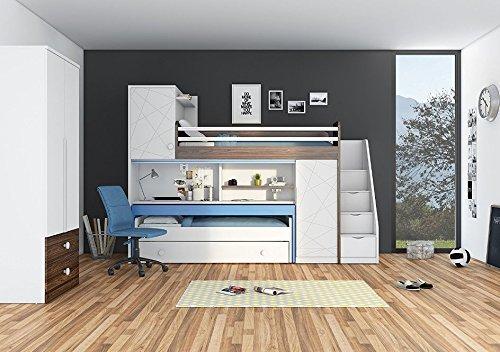 Finde Dein Hochbett Mit Treppe Mit Hilfe Unserer Tipps Und Auswahl