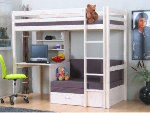 Thuka Etagenbett Mit Rutsche : 👉 finde dein hochbett mit sofa hilfe unserer tipps und auswahl
