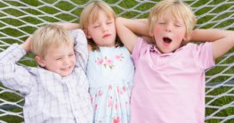Etagenbett für 3 Kinder